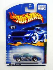 HOT WHEELS PONTIAC BANSHEE #074 Logo-Motive Die-Cast Car MOC COMPLETE 2000