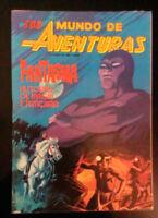 Phantom Comic Book Comics 1983 Special Large Ed. Mundo Aventuras 508 European PT