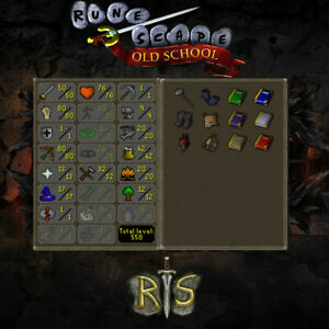 Quested Pure   80 Str 80 Range 50 Att   Runescape OSRS   Delivery 24 hours   #3