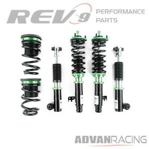 Hyper-Street ONE Lowering Kit Adjustable Coilovers For MKZ 07-12