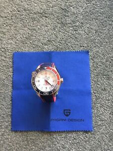 Pagani Design Automatic Seamaster Planet Ocean Dive Watch NH35 Movement (Homage)