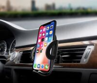 2020 Version Car Air Vent Mount Cell Phone Mount Holder with Adjustable Cradle