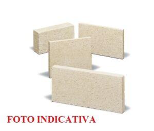 Mattone/Tavella refrattario MISURE E SPESSORI VARI espresse in cm