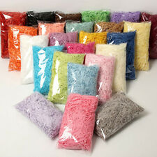 100G/Bag DIY Confetti Party Crinkle Paper Shredded Wedding Supplies Dry Straw US