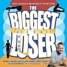 The Biggest Loser Original Soundtrack MUSIC CD