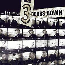 3 Doors Down Better life (1999) [CD]