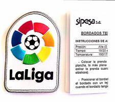 2016-17 Lfp La Liga Española Bordada Parche Insignia de Fútbol Sipesa
