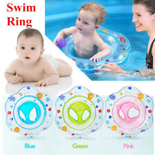 Cute Baby Swimming Ring Floats & Safety Seat For Kids Toddler Pool Swim Training