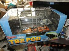 TAKARA 1/144 THUNDERBIRDS TB2 POD & TB4 + VEHICLES FACTORY SEALED