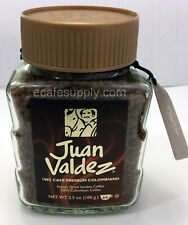 New Look Buendia Juan Valdez 100% Colombian Colombiano Instant Coffee Cafe