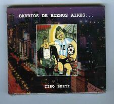 CD (NEW) TIRO BERTI BARRIOS DE BUENOS AIRES