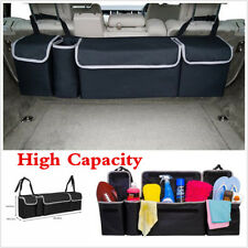 High Capacity Multi-use Oxford Car Seat Back Organizers For Interior Accessories (Fits: Dodge Avenger)