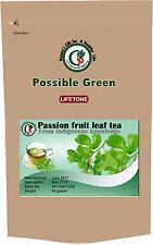 Passion Fruit Leaf Tea:Stress Reviler,Nature's Formula for Blood Pressure,60Bags