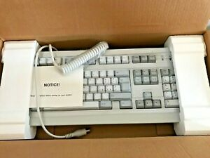 SUPER RARE VINTAGE CLICKY ACER 6012-E  ALPS CLICKY AT KEYBOARD NEW RETAIL BOX