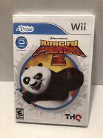 Kung Fu Panda 2 Nintendo Wii Video Game Brand New & Factory Sealed !