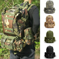 MOLLE Every Day Carry Tactical Assault Bag Day Pack Backpack Hiking Bag Pack