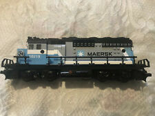 2 X official Lego Maersk Trains 10219. Power, IR, battery packs & Mains Charger.