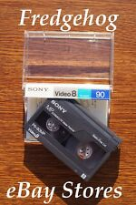 SONY P6-90 HIGH QUALITY VIDEO8 / 8mm / Hi8 VIDEO CAMCORDER TAPE / CASSETTE P5-60