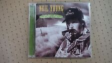 "NEIL YOUNG  WITH CRAZYHORSE ""FARM AID AT THE SUPERDOME""  SILVER DISC-HEY HEY"