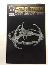 Star Trek Deep Space 9 August 1993 Malibu Comics