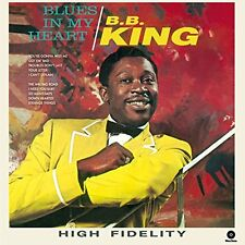 Blues In My Heart  - B.B. King LP Vinile WAX TIME RECORDS