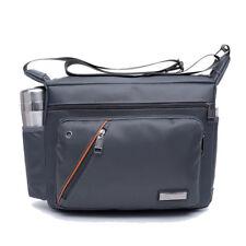 Men Waterproof Nylon Messenger Shoulder Bag Women Travel Crossbody Package Bags