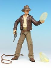 "Indiana Jones Kingdom of the Crystal Skull INDY Alien Skull 3.75"" Action Figure"