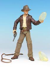 "Indiana Jones Kingdom of the Crystal Skull INDY Alien Skull 3.75"" Action Figure"