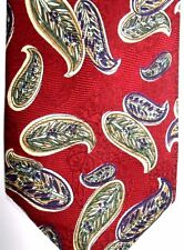 "Robert Talbott (B.O.C.) Men's Silk Tie 58.5"" X 3.75"" Multi-Color Paisley"