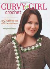 Curvy Girl Crochet by Mary Beth Temple, NEW Book, (Paperback) FREE & Fast Delive