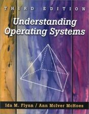 Understanding Operating Systems by McIver-McHoes, Ann Hardback Book The Cheap