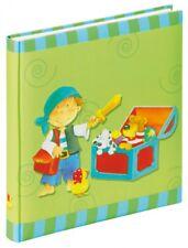 Walther Fotoalbum Pirat Kindergarten 50 Seiten Foto Album Kinderalbum Fotobuch