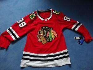 Chicago Blackhawks NHL Adidas Adizero Original Spieler Trikot Authentic Jersey