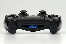 "PS4 Controller Light Bar LED Decal Aufkleber ""Köln"""