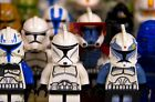 LEGO STAR WARS - CLONE TROOPER MINIFIGURAS / MINIFIGURES *NUEVO / NEW*