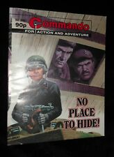 Commando (For Action and Adventure)  NO PLACE TO HIDE! # 3567  | 2002 Edition