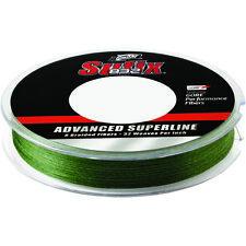Sufix 300 Yard 832 Advanced Superline Braid Fishing Line - Low-Vis Green