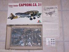 Maquette ITALAEREI 1/72ème CAPRONI CA.311 Italian Bomber n° 113