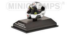 Minichamps 398 080086 AGV CASCO VALENTINO ROSSI MOTOGP BARCELLONA 2008 1:8 TH
