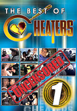 Cheaters Uncensored 1 (DVD, 2007)