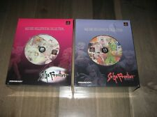 SaGa Frontier I & II Square Millennium Collection Sony PlayStation 1 2 Sealed