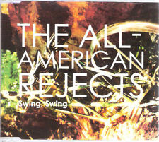 The All-American Rejects - Swing, Swing - CD Single Promo