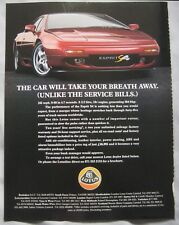 1994 Lotus Esprit S4 Original advert