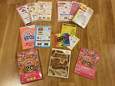 Extras ONLY/NO GAME, Kirby 20th Anniversary Nintendo Wii Limited Collectors Box
