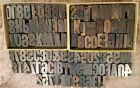 Lot+Of+103+Vintage+Printer%27s+Blocks