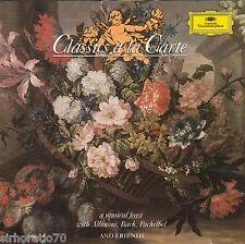 CLASSICS A LA CARTE Albinoni / Bach / Pachelbel And Friends CD