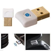 Mini Bluetooth CSR 4.0 Dongle USB Wireless Adapter EDR for PC Win 7, 8 Vista XP