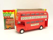 Chine Plastique à Friction 1/43 - Bus Autobus AEC Double Decker Shangai Pekin