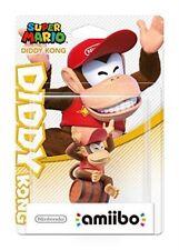 Nintendo Amiibo Supermario Diddy Kong Children Collectible Figure 2003066