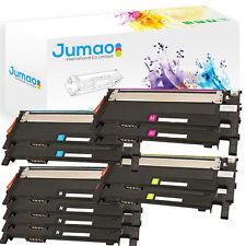 10 Toners cartouches d'impressions type Jumao compatibles pour Samsung CLP 320
